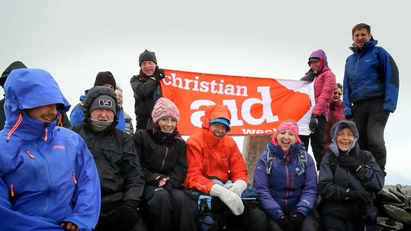 Christian Aid works hard towards alleviating poverty