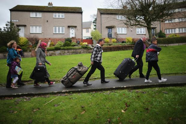 Refugee Action helps in resettling refugees in the UK
